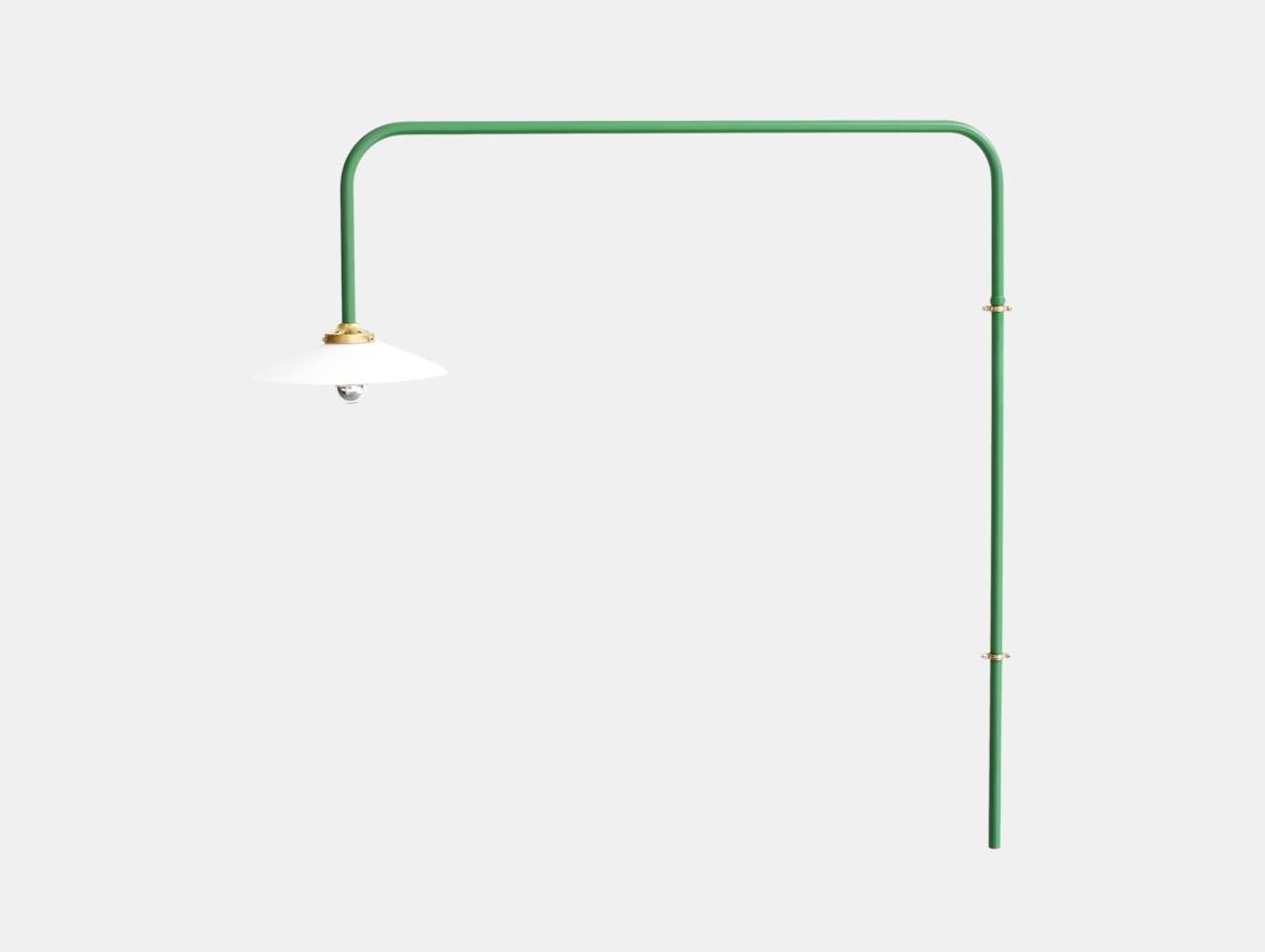 Valerie Objects Hanging Lamp Nr 5 Groen Muller Van Severen