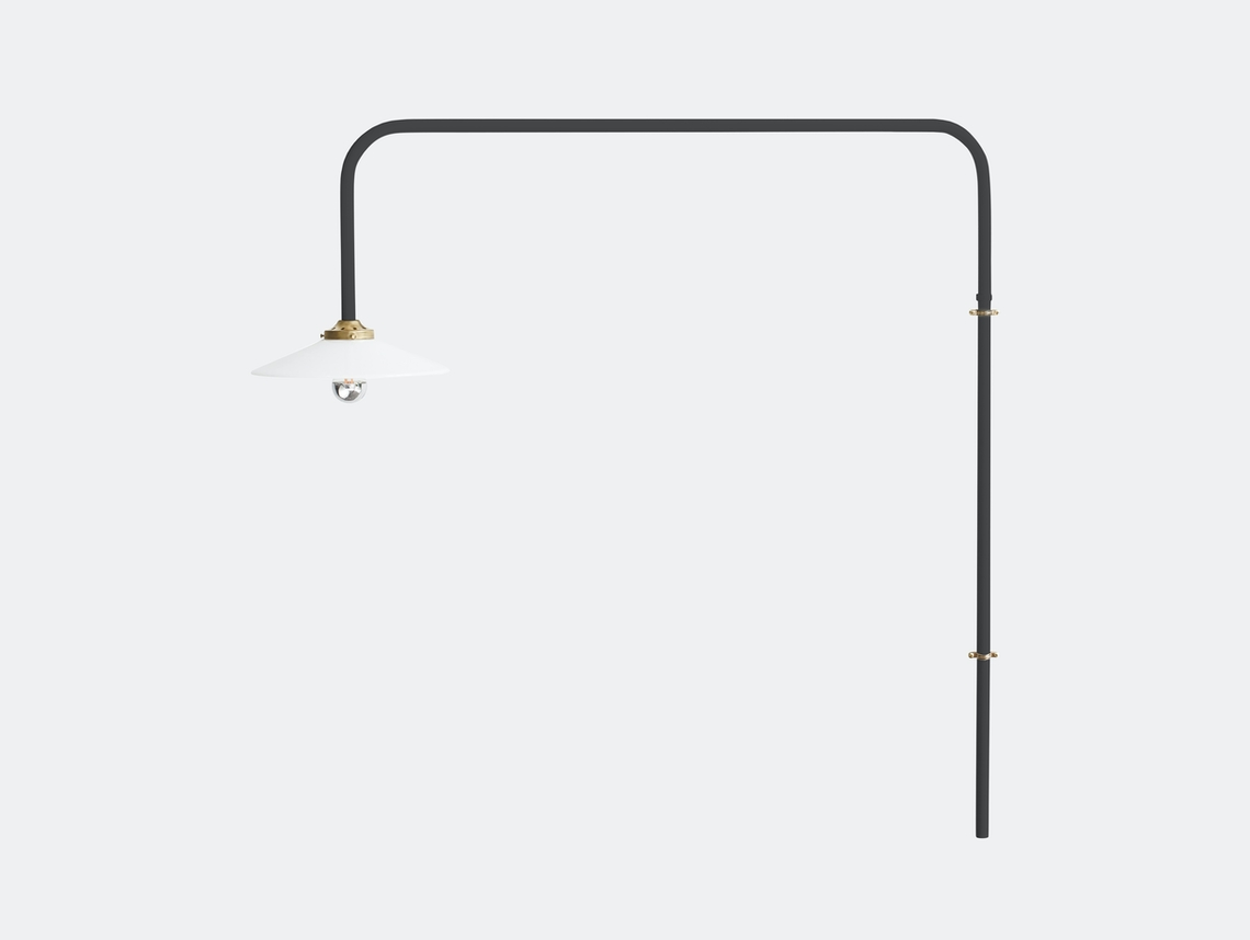 Valerie Objects Hanging Lamp Nr 5 Zwart Muller Van Severen