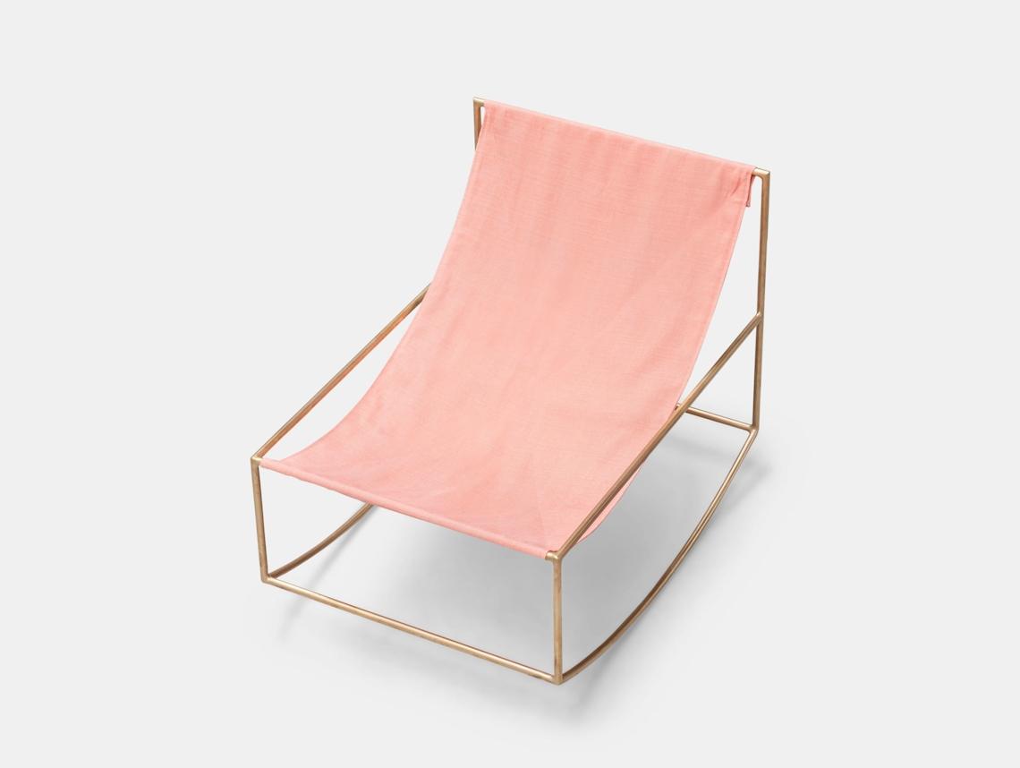 Valerie Objects Rocking Chair 1 Muller Van Severen