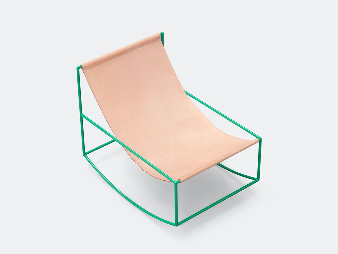 Valerie Objects Rocking Chair 4 Muller Van Severen