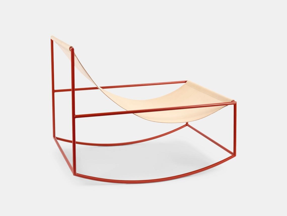 Valerie Objects Rocking Chair 7 Muller Van Severen