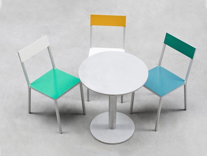 Muller Van Severen Alu Chair Valerie Objects ls 5