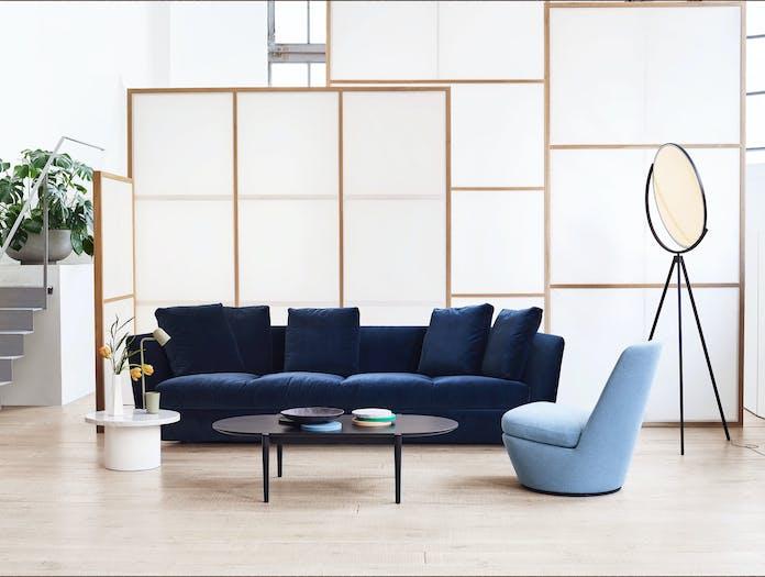 Bensen pre lounge chair ex display