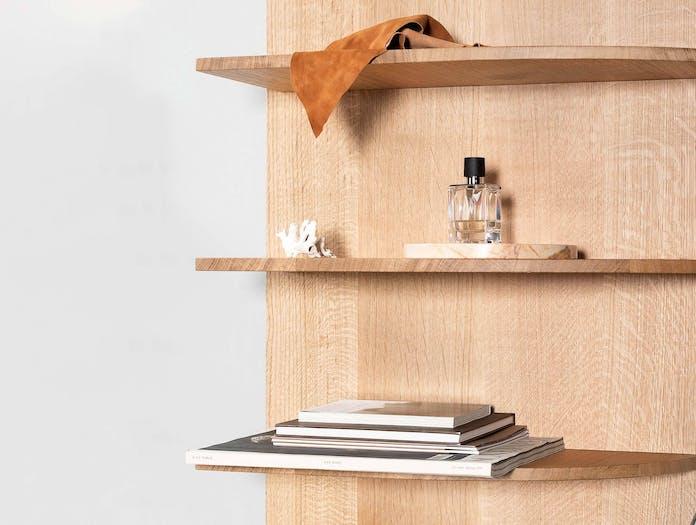 Etage shelves valerie objects oak