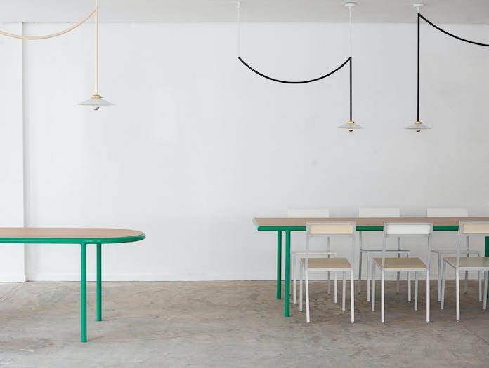 Muller van severen ceiling lamp no 4 and 5 valerie objects ls 10