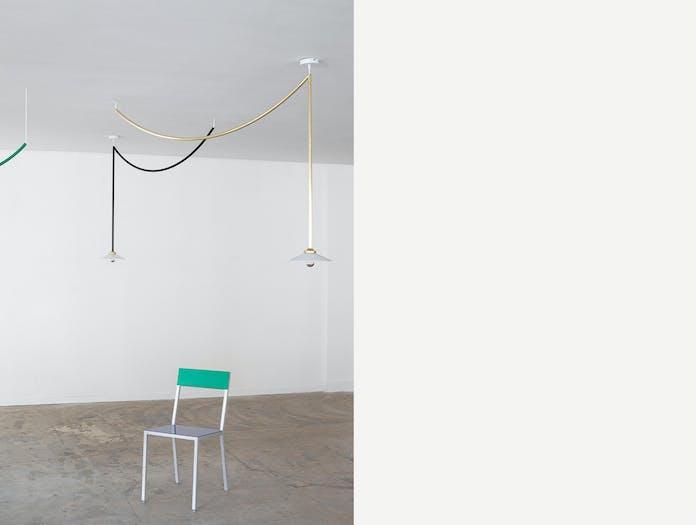 Muller van severen ceiling lamp no 4 and 5 valerie objects ls 6