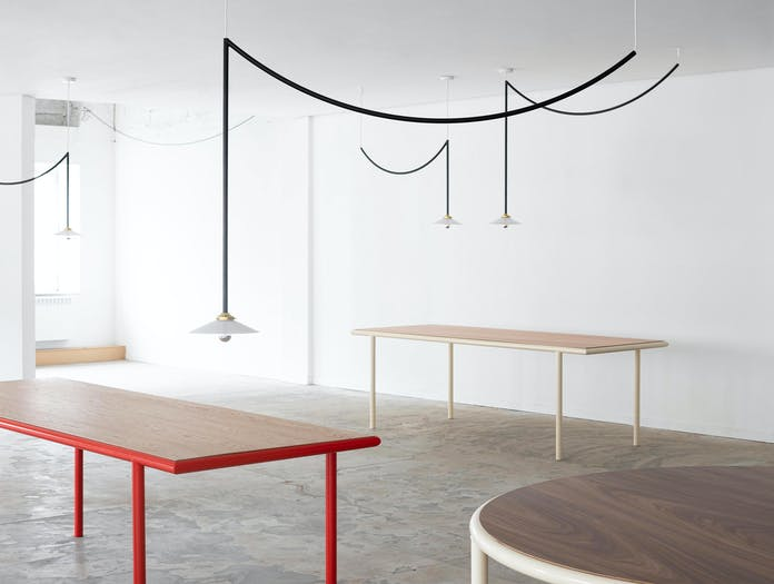 Muller van severen ceiling lamp no 4 and 5 valerie objects ls 7