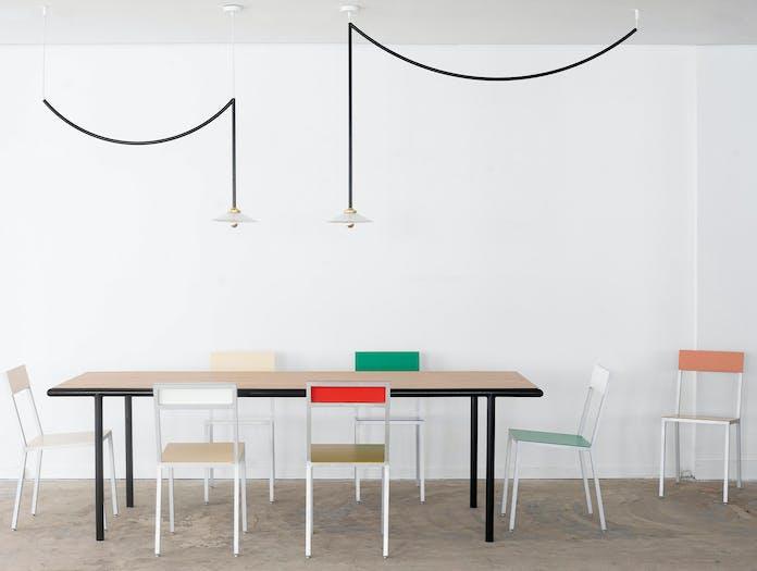 Muller van severen ceiling lamp no 4 and 5 valerie objects ls 8