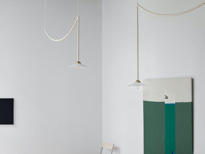 Muller van severen ceiling lamp no 4 and 5 valerie objects ls