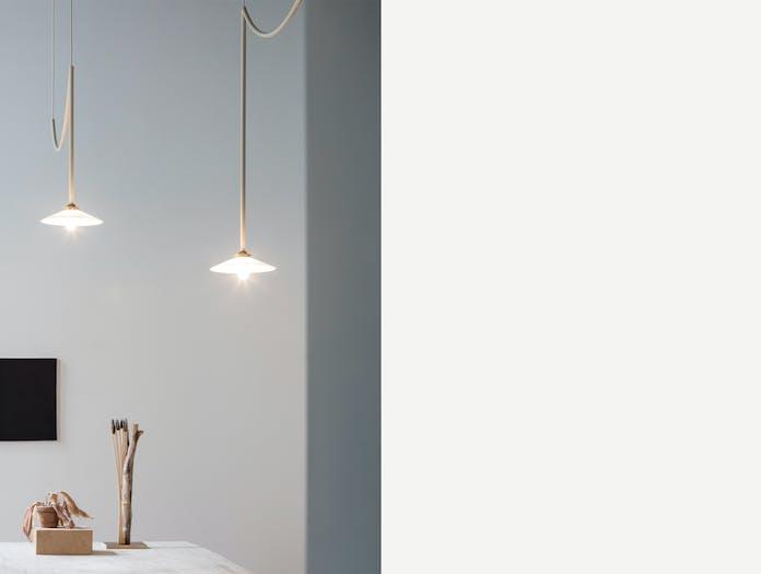 Muller van severen ceiling lamp no 5 valerie objects ls 3