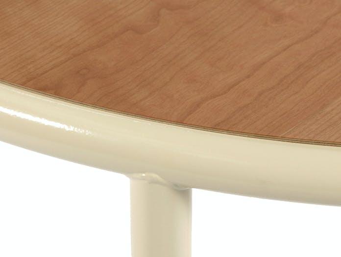 Muller van severen wooden table ivory cherry cu