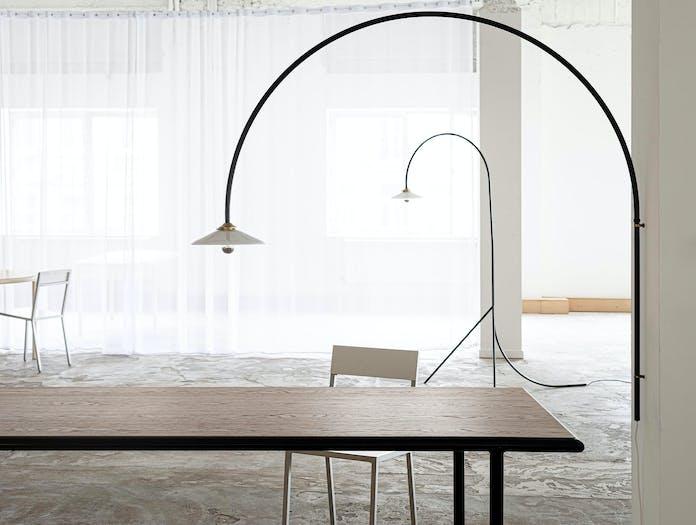Muller van severen wooden table rectangle 1