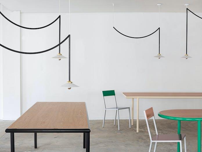 Muller van severen wooden table rectangle 2