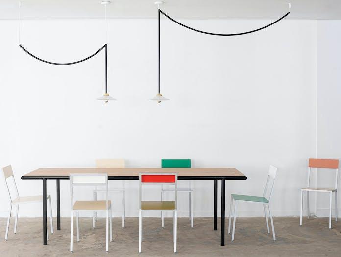 Muller van severen wooden table rectangle 3