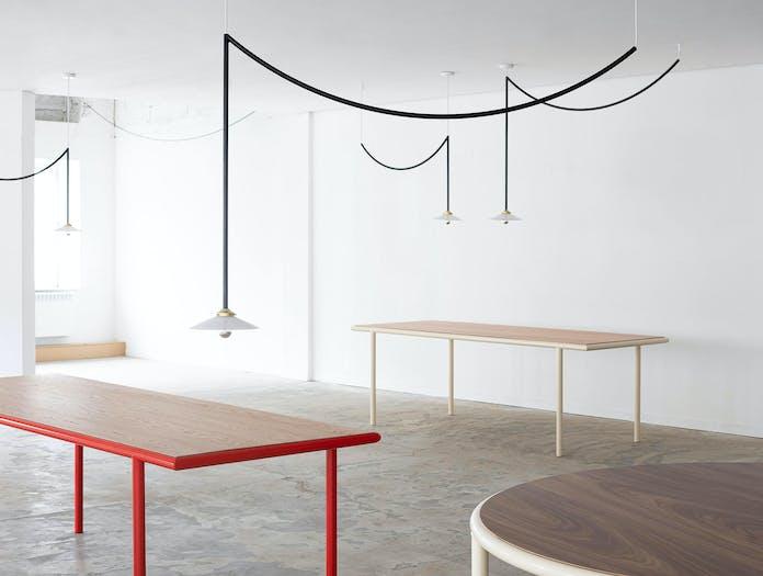 Muller van severen wooden table rectangle 4