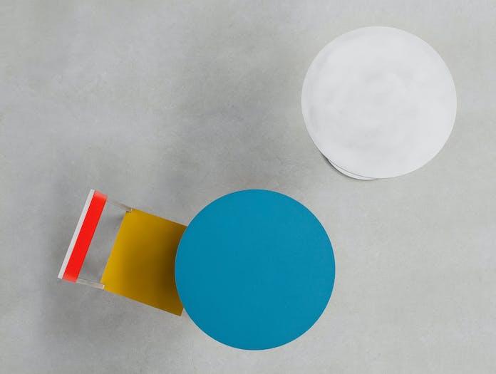 Valerie Objects Alu Chair And Table 5 Muller Van Severen