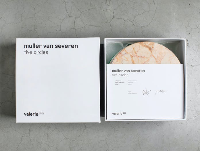 Valerie Objects Five Circles Box Muller Van Severen