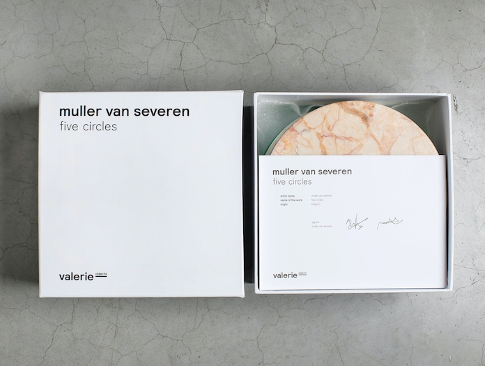 Valerie Objects Five Circles Box Muller Van Severen