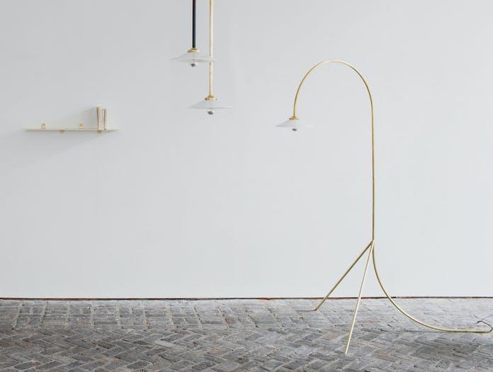 Valerie Objects Standing Lamp Muller Van Severen
