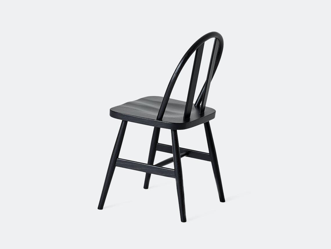 Very Good And Proper Bird Chair Black Michael Marriott