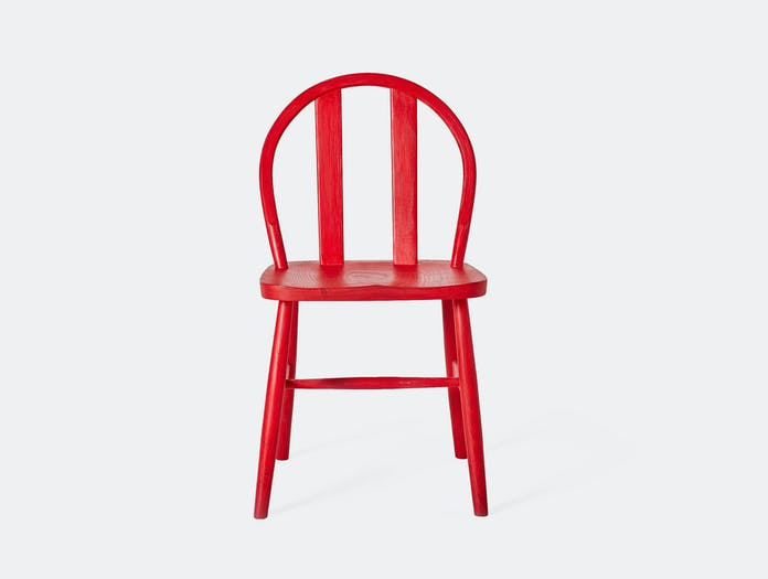 Very Good And Proper Bird Chair Red Michael Marriott
