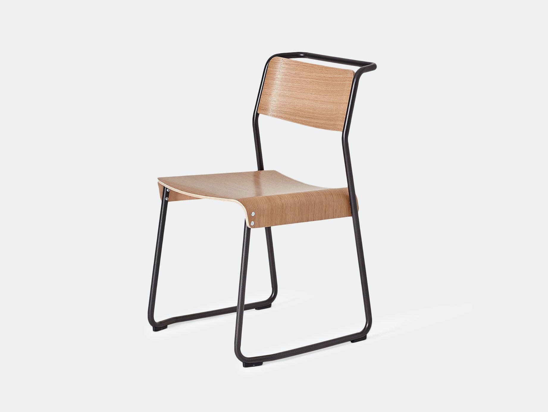 Very Good And Proper Canteen Utility Chair Klauser Carpenter