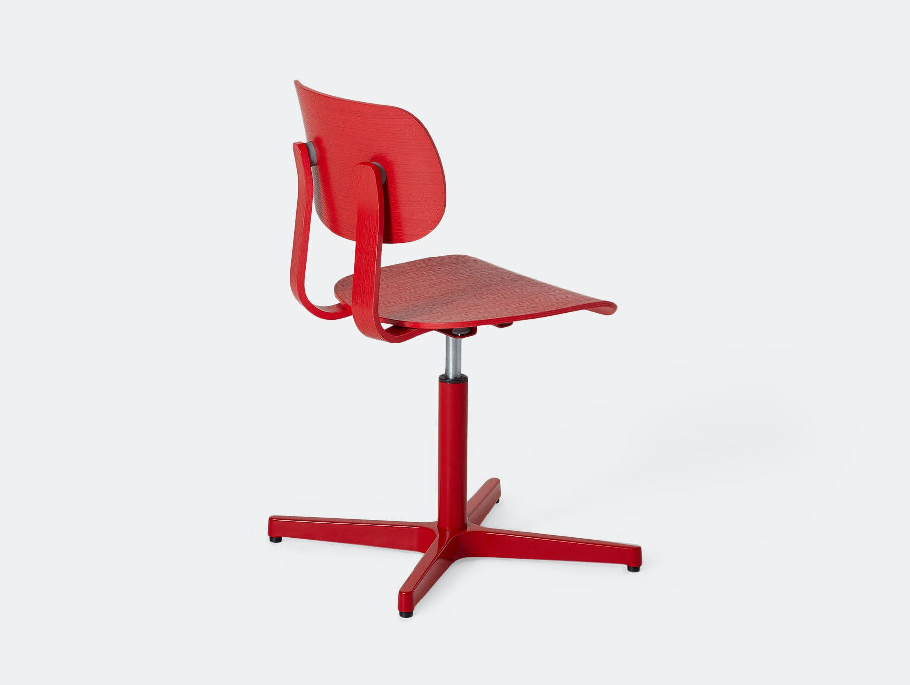 Very Good And Proper Hd Chair Pedestal Red John Tree