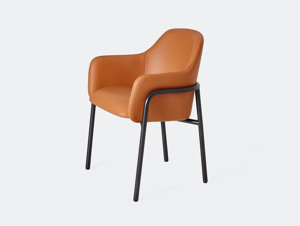 MT Club Chair with Frame Legs image