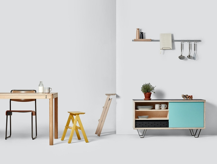 Very Good And Proper Dowel Table Rail System
