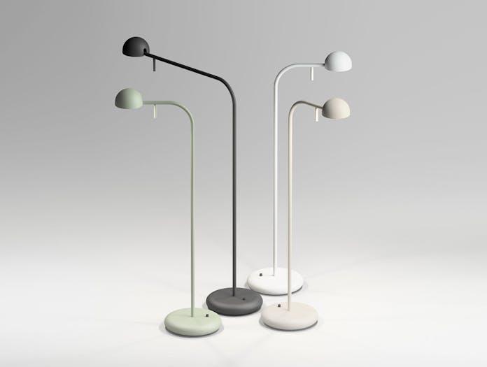 Vibia Pin 1655 Table Lamps Ichiro Iwasaki