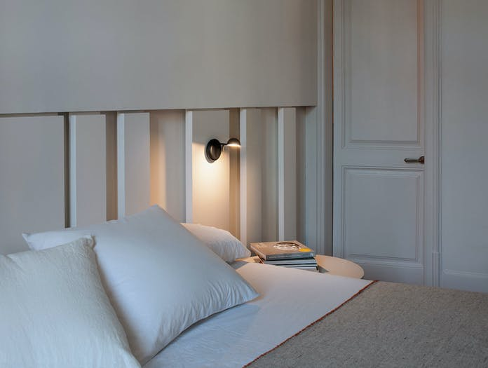 Vibia Pin Wall Light Bedside Ichiro Iwasaki