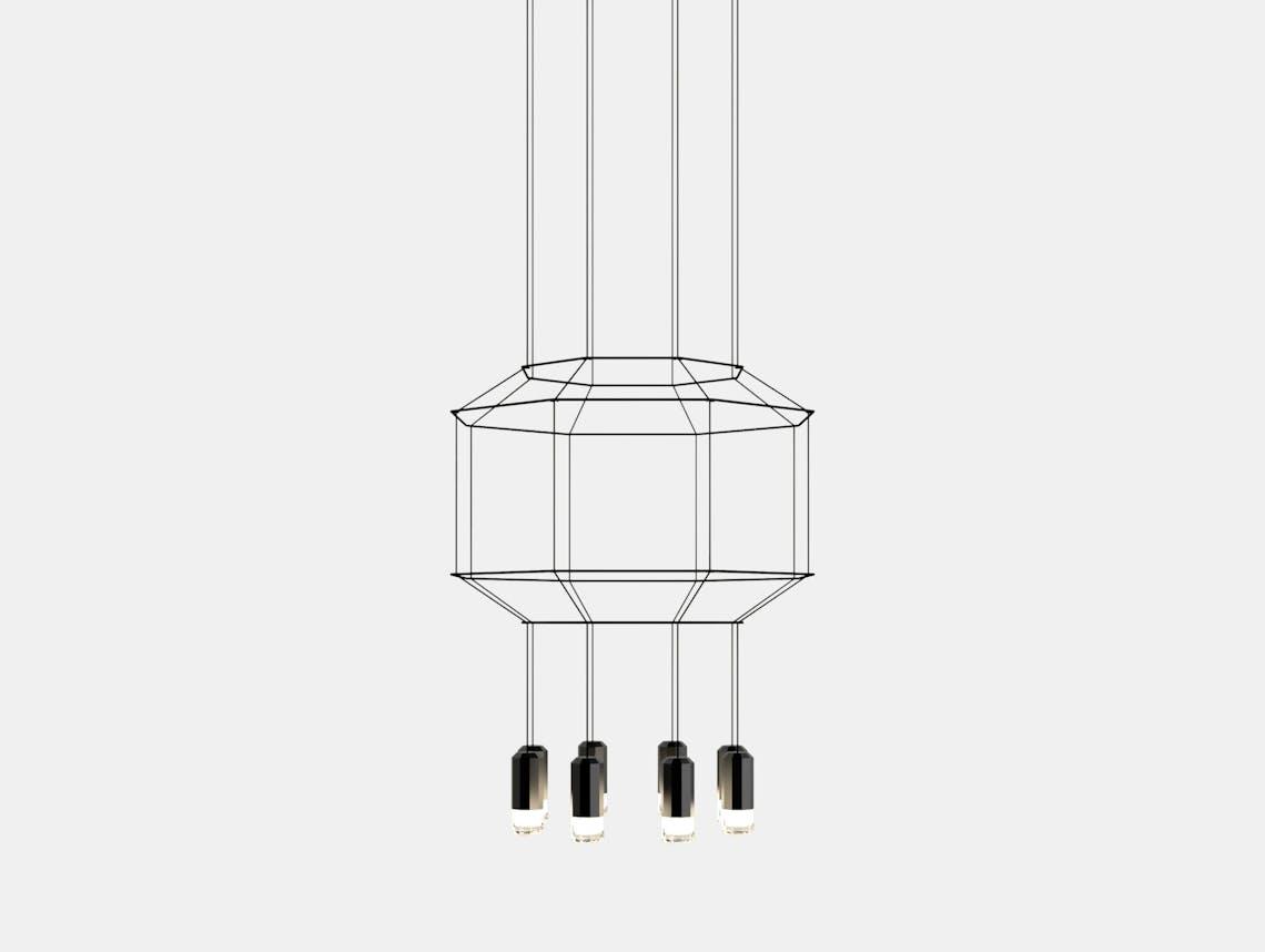 Vibia Wireflow Pendant Series 0303 Arik Levy
