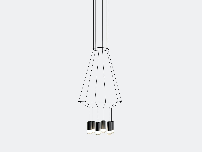 Vibia Wireflow Pendant Series 0308 Arik Levy