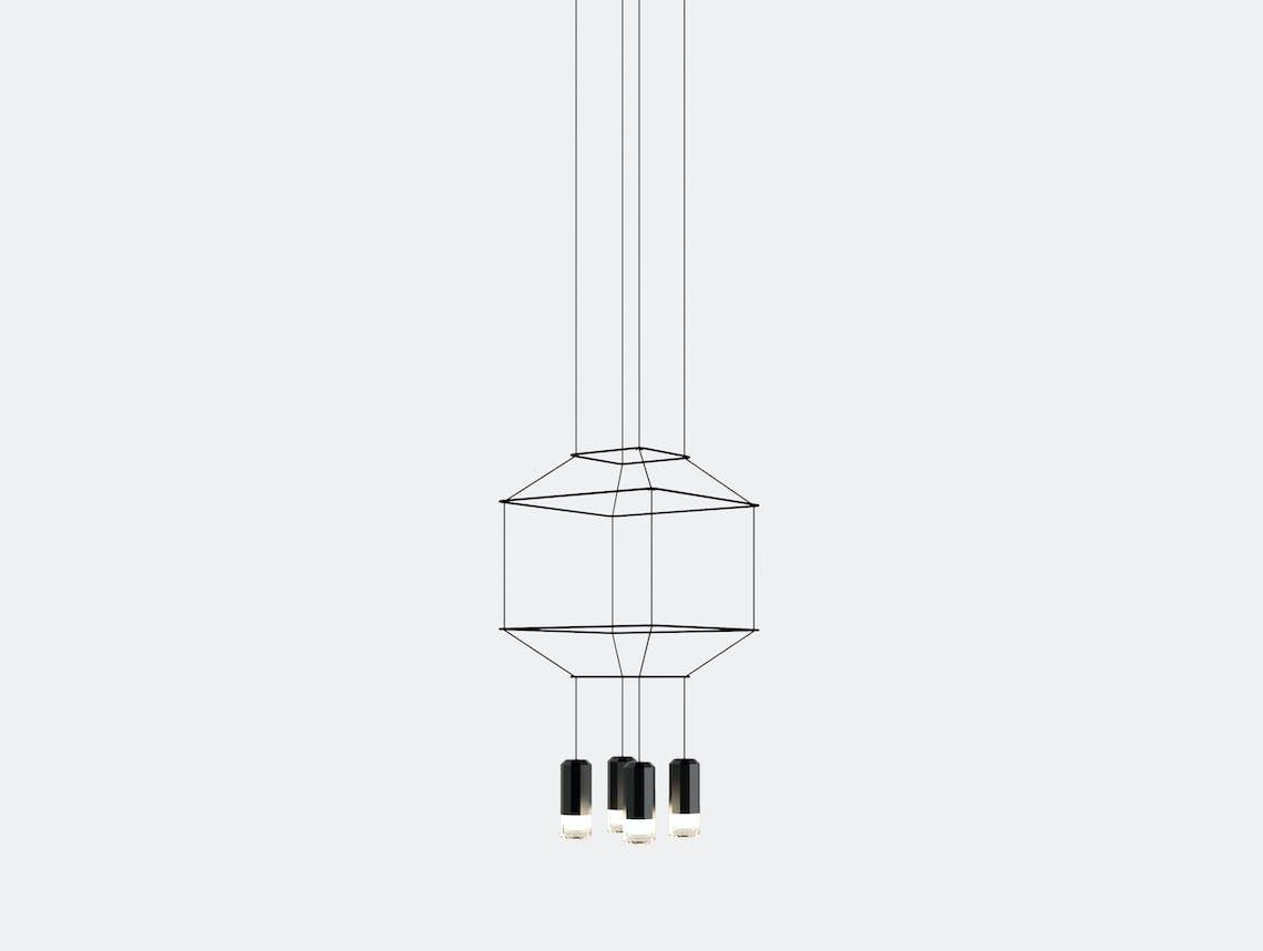 Vibia Wireflow Pendant Series 0313 Arik Levy