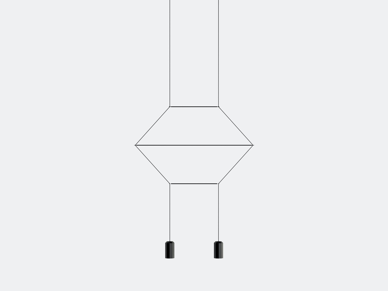 Vibia Wireflow Pendant Series 0320 Arik Levy