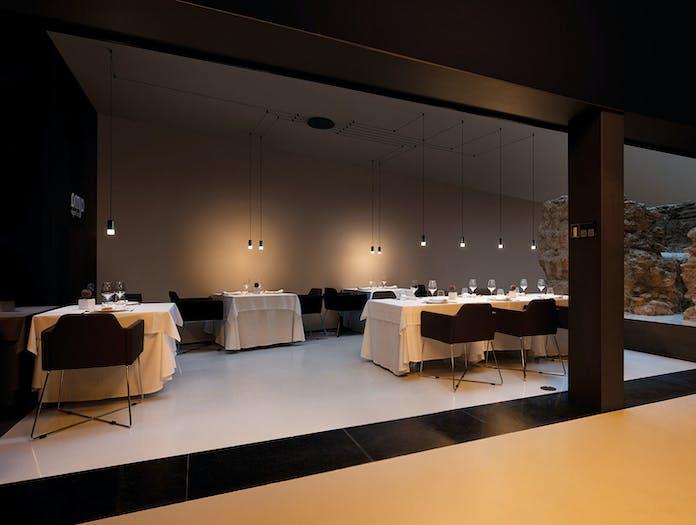 Vibia Wireflow Restaurant Lighting Arik Levy