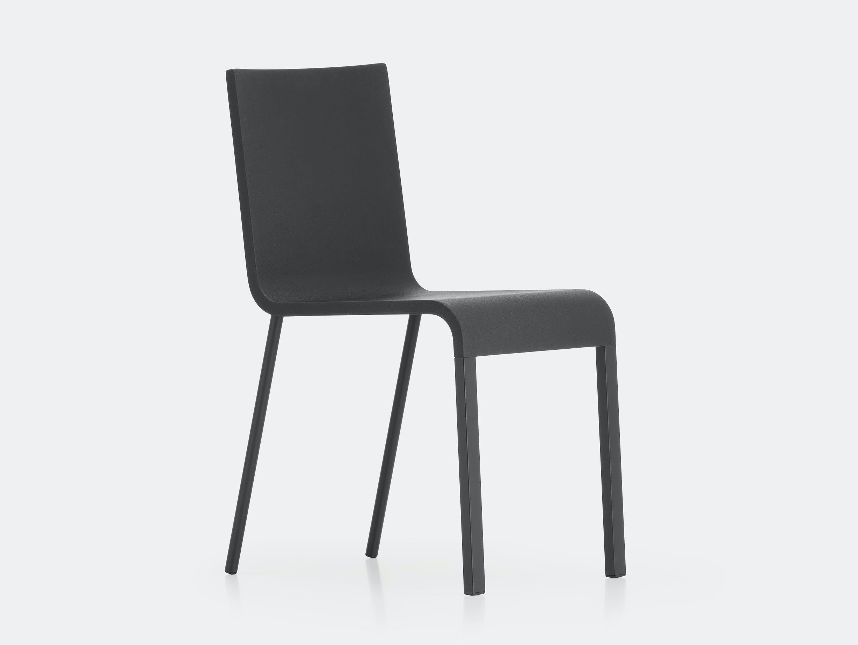 Vitra 03 chair black van severen ct 1