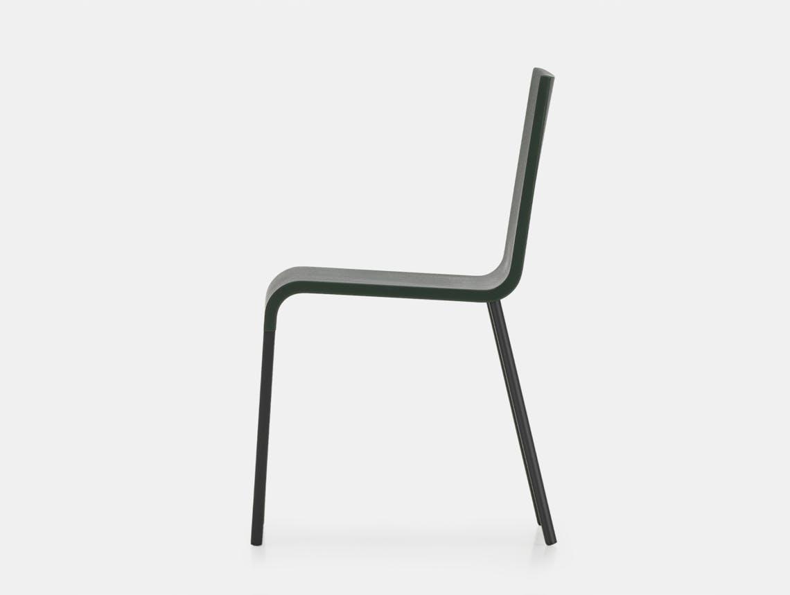 Vitra 03 chair black van severen ct 3