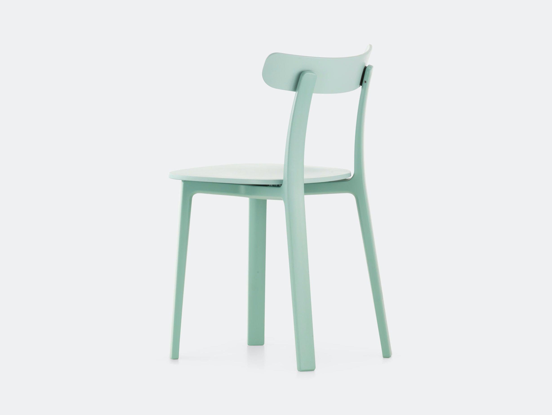 Vitra All Plastic Chair Ice Grey Jasper Morrison