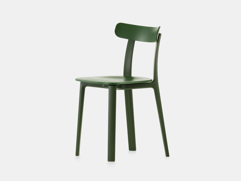 Vitra All Plastic Chair Ivy Jasper Morrison