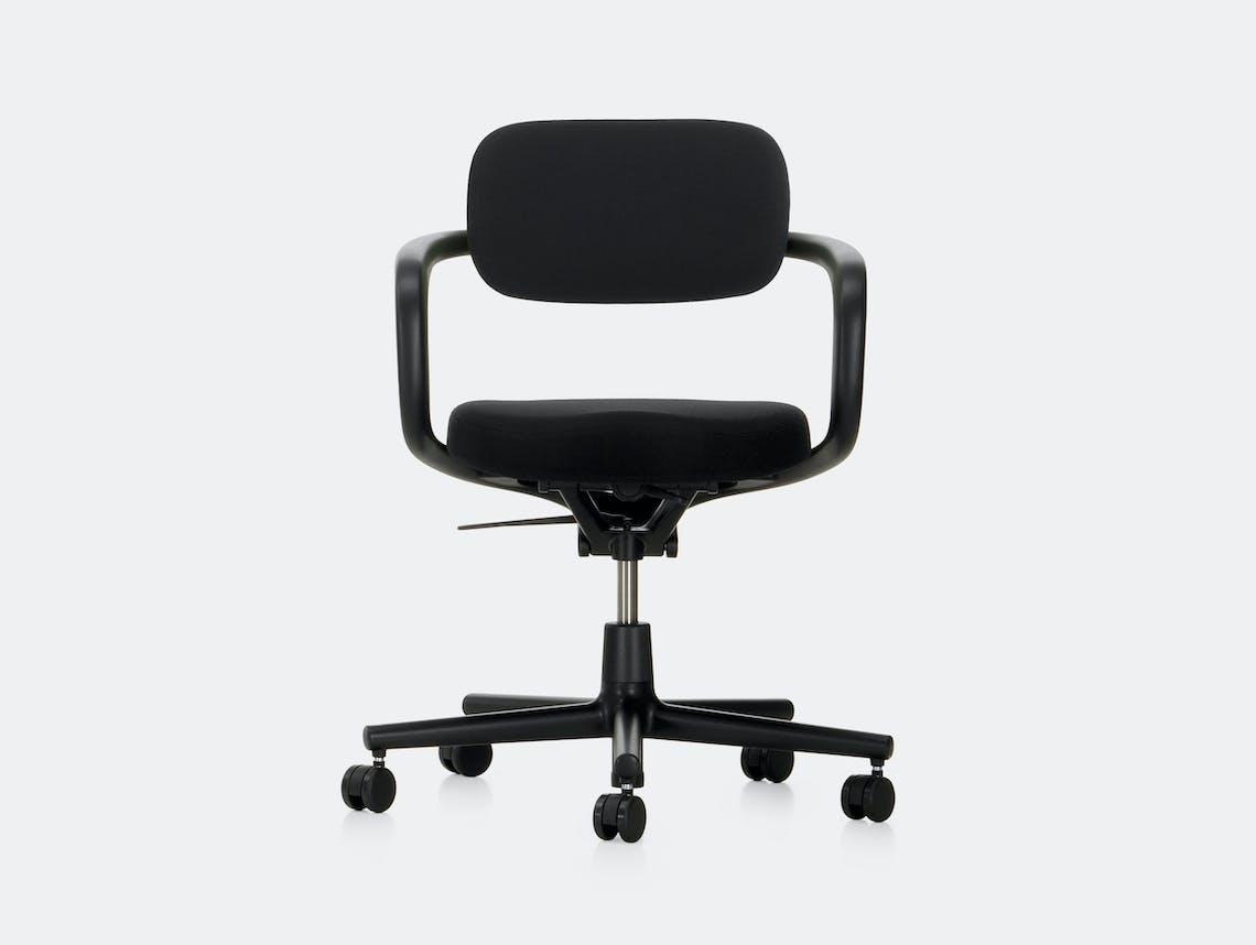 Vitra Allstar Office Chair Black Konstantin Grcic