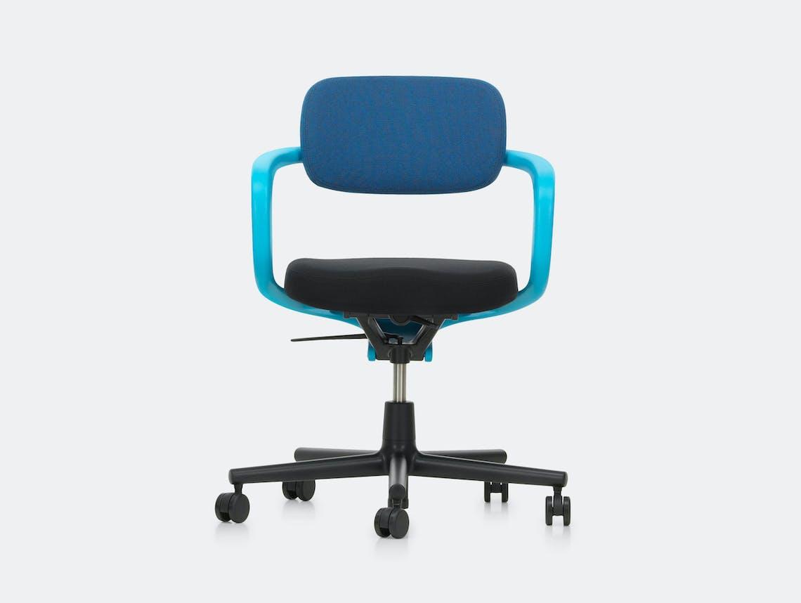Vitra Allstar Office Chair Blue Konstantin Grcic