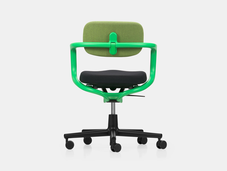 Vitra Allstar Office Chair Green Konstantin Grcic