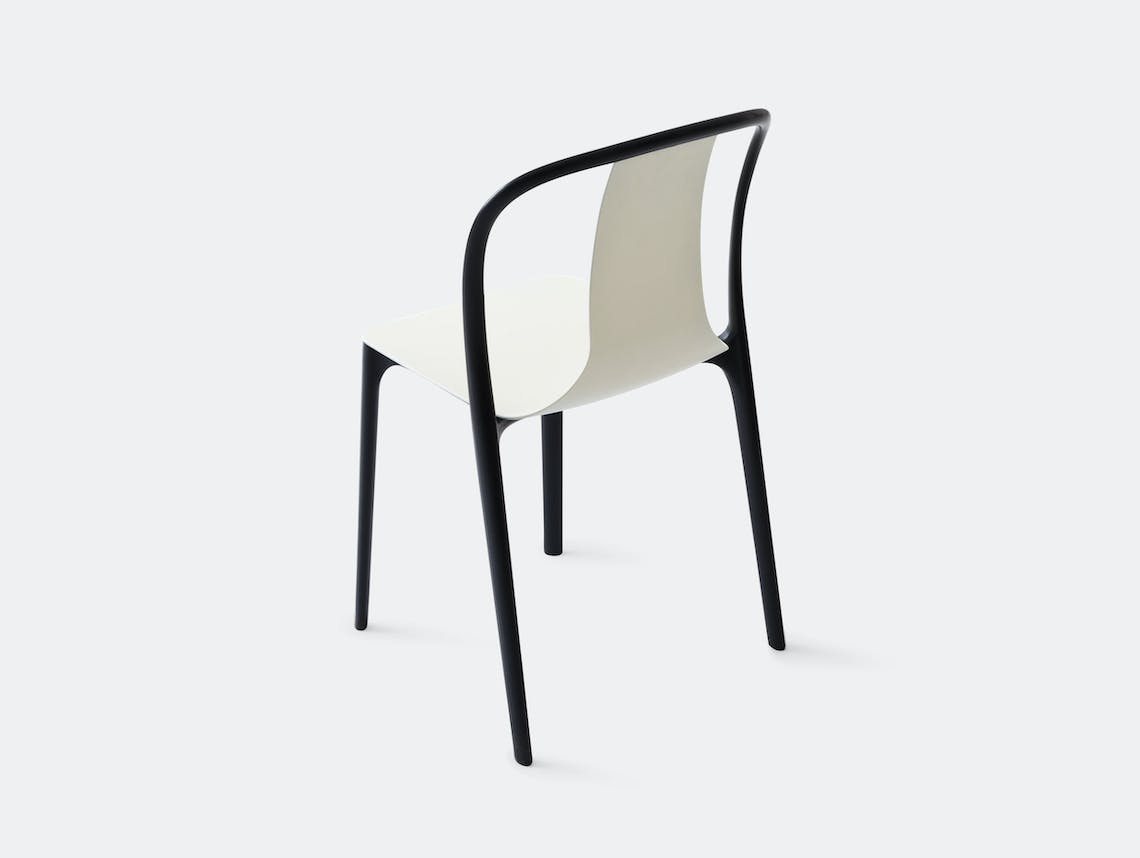Vitra Belleville Side Chair Cream Ronan And Erwan Bouroullec