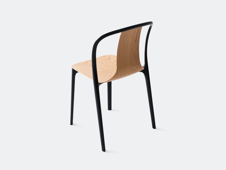 Vitra Belleville Side Chair Oak Ronan And Erwan Bouroullec