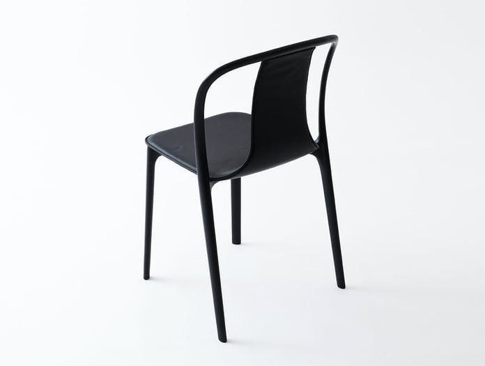 Vitra Belleville Side Chair Uphol Ronan And Erwan Bouroullec
