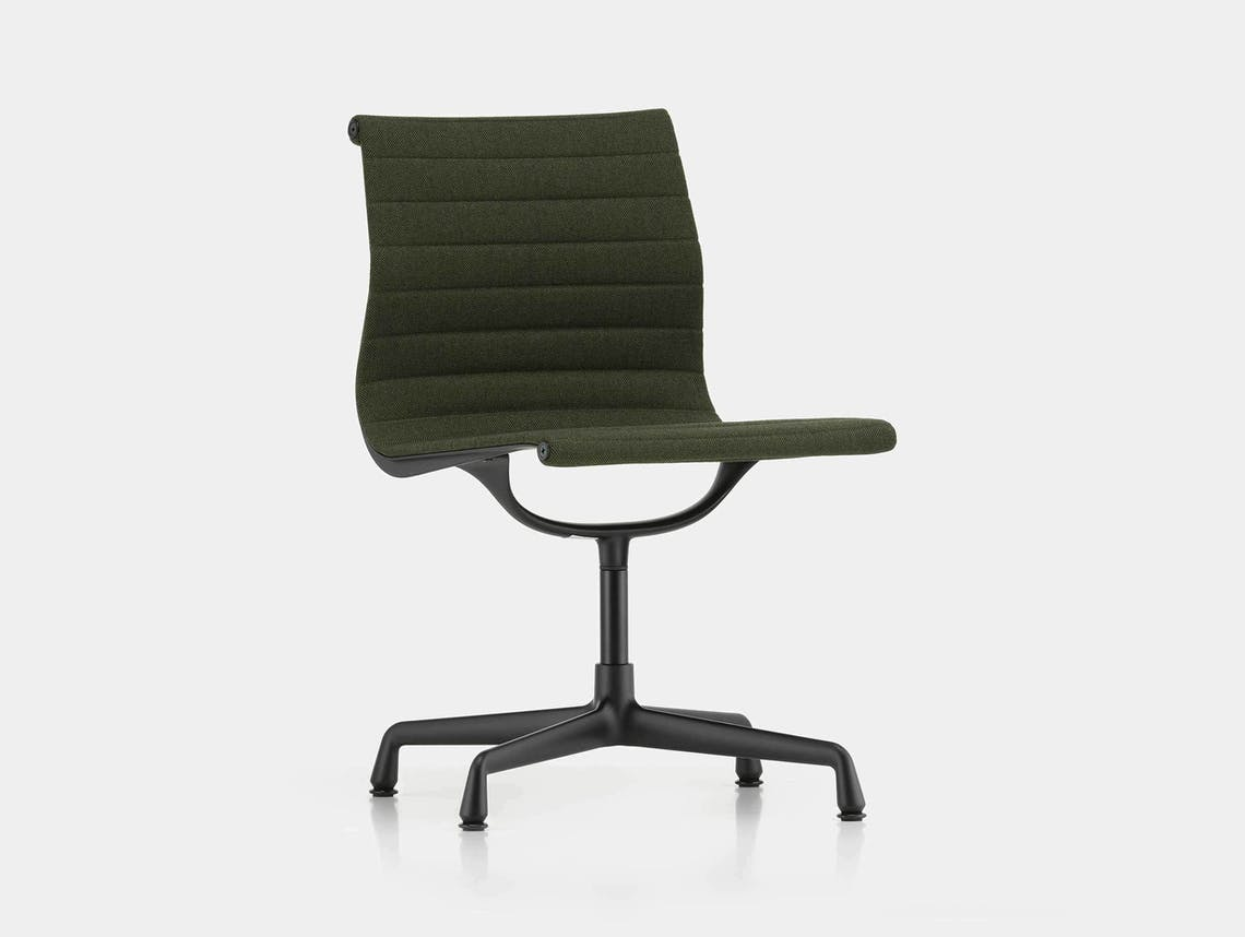 Vitra EA101 Aluminium Group Chair Forest