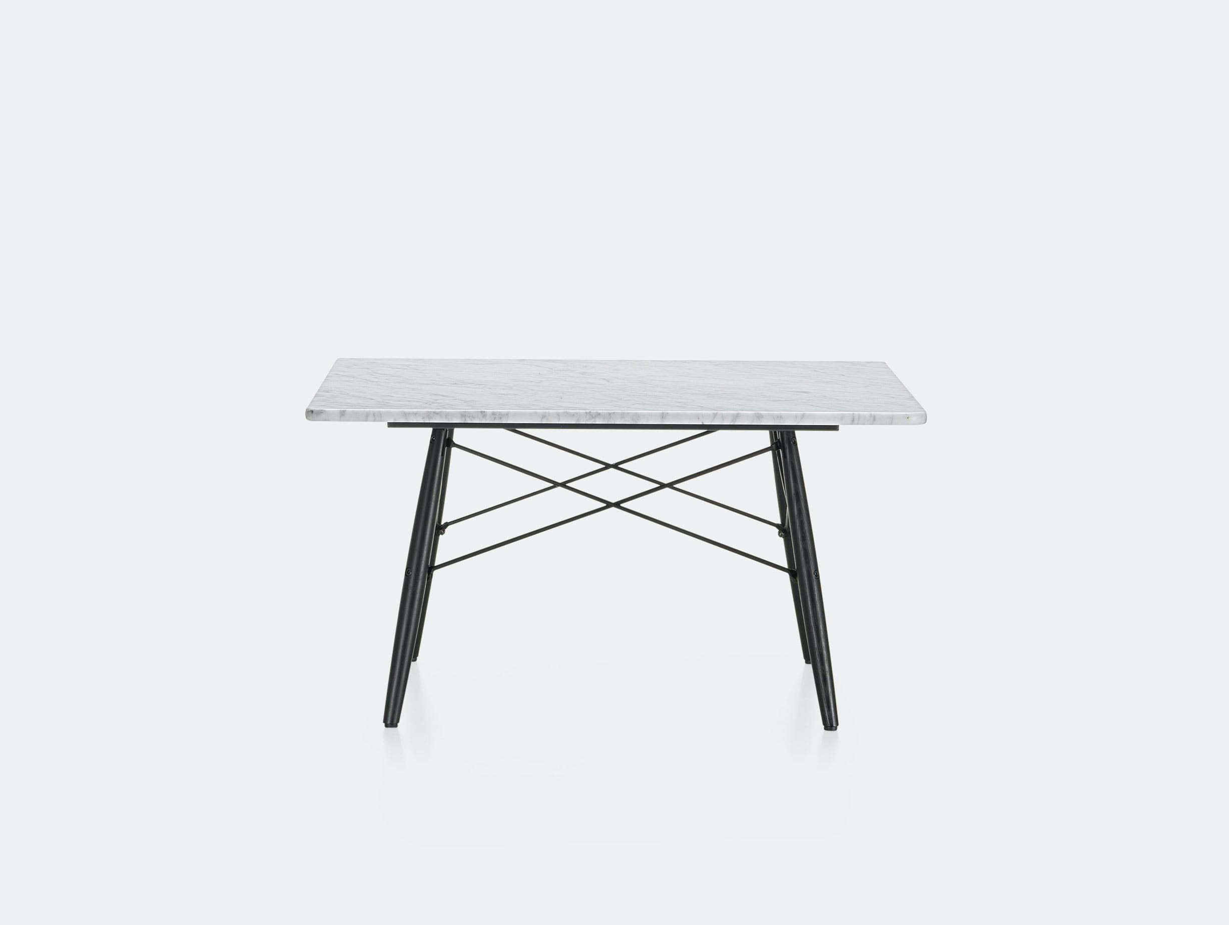 Vitra Eames Coffee Table Marble Charles And Ray Eames