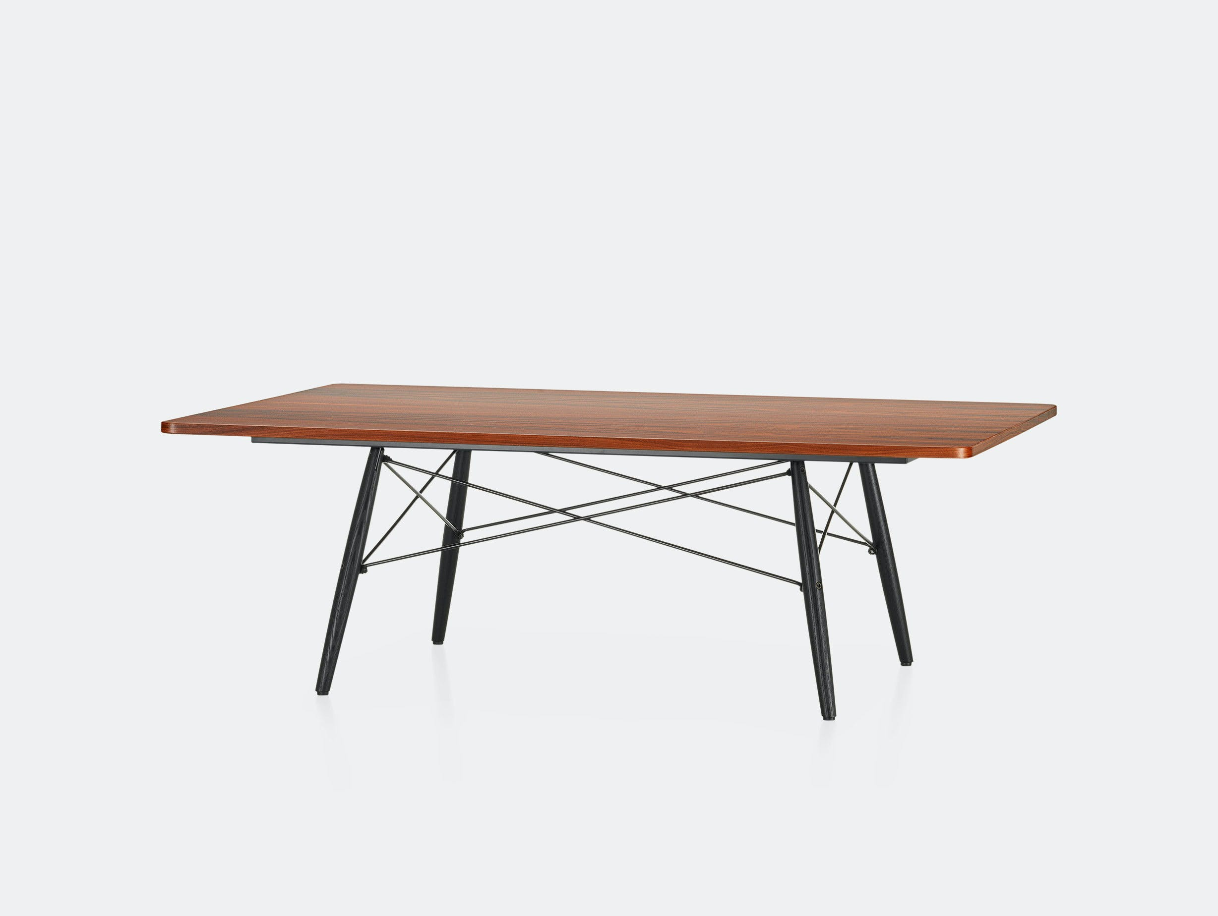 Vitra Eames Coffee Table Santos Palisander Charles And Ray Eames