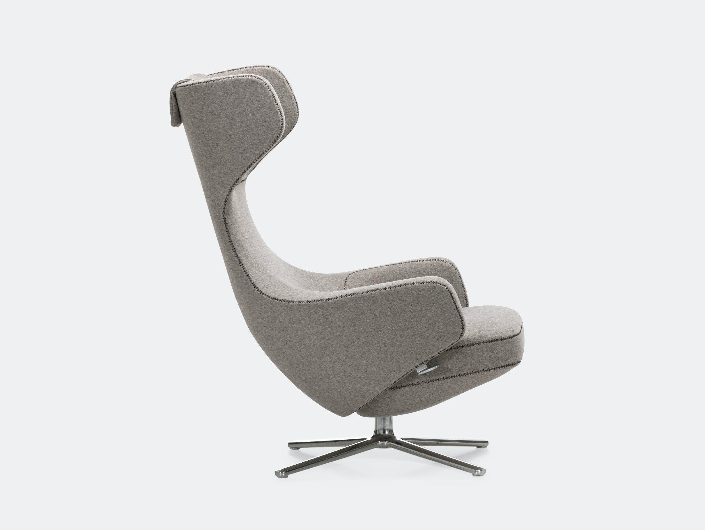 Grand Repos Lounge Chair image